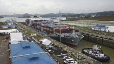 Photo of قناة بنما تتجدد وتتوسع بعد اكثر من قرن على تدشينها