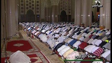 Photo of فيديو .. صلاة التراويح بمسجد الحسن الثاني بحضور آلاف المصلين في أول أيام رمضان