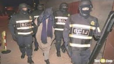 Photo of فيديو: لحظة القبض على داعشي مدينة وجدة