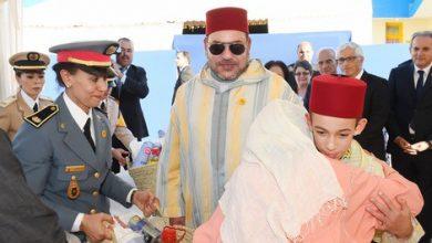 """Photo of الملك محمد السادس يعطي انطلاقة الدعم الغذائي """"رمضان 1437"""""""