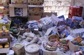 Photo of ضبط عدد من المواد الغذائية غير الصالحة للاستهلاك بسيدي إفني