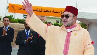 Photo of جلالة الملك يعطي بالقنيطرة انطلاقة أشغال إنجاز مركز للتكوين المهني في مهن السيارات