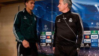 Photo of ريال مدريد يمنح فاران الضوء الأخضر بالرحيل لمانشستر