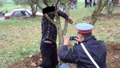 Photo of شيشاوة: العثور على جثة ثلاثيني معلقة داخل ضيعة فلاحية