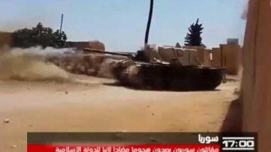 "Photo of فيديو .. مقاتلون سوريون يصدون هجوما مضادا ثانيا لـ""داعش"""