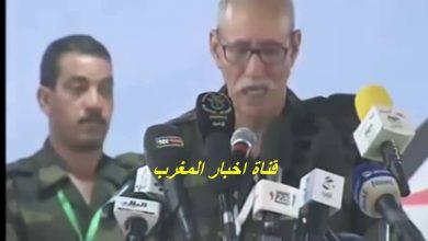 Photo of الرئيس الجديد للبوليساريو: علينا ان نستعد للحرب مع المغرب