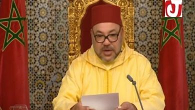 "Photo of الملك محمد السادس يقصف الجزائر بقوة: ""المغرب والحمد لله مُتقدّم بدون نفط ولا غاز"""