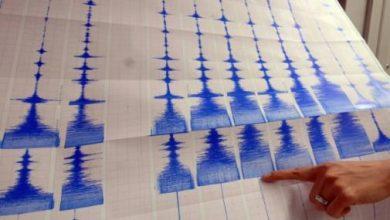 Photo of تسجيل هزة أرضية بقوة 3,6 درجات بعرض الحسيمة والناظور