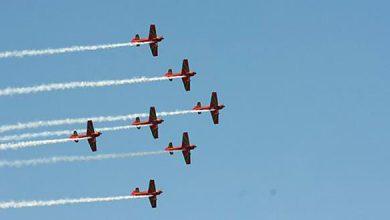 Photo of القوات الملكية الجوية تنظم استعراضات جوية على مشارف شواطئ المضيق ومارتيل