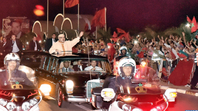 Photo of الملك محمد السادس يصف 2016 بـ سنة الحزم