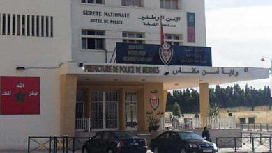 Photo of مكناس: اعتقال 827 شخصا خلال الأسبوعين الأخيرين من بينهم 164 كانوا موضوع مذكرات بحث