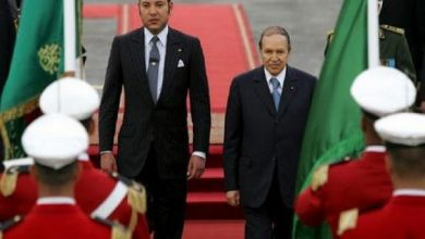 Photo of جلالة الملك يهنئ الرئيس الجزائري بمناسبة عيد استقلال بلاده