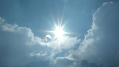 Photo of توقعات أحوال الطقس ليوم الأحد