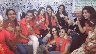 Photo of الرباط: طالبات مغربيات في أوربا يقدمن نشاطا خيريا بتنسيق مع جمعية النعم الإلهية