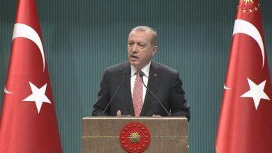 Photo of بالفيديو: أردوغان يعلن الطوارئ في تركيا لمدة 3 أشهر