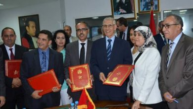 Photo of وزارتا الأسرة والتعليم العالي يوقعان اتفاقية للنهوض بحقوق ذوي الاحتياجات الخاصة
