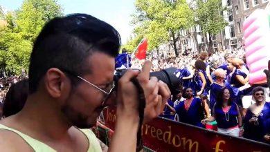 Photo of فيديو مثليون مغاربة بامستردام في كرنافال المثليين