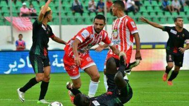 Photo of التعادل يحسم مباراة الحسنية والجيش