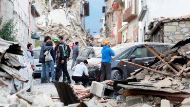 Photo of قتلى في زلزال قوي ضرب وسط إيطاليا فجر اليوم