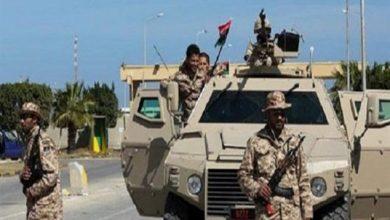 Photo of توغل القوات الليبية في آخر معقلين للجهاديين في سرت