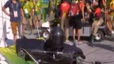 Photo of سقوط كاميرا عملاقة يؤدي إلى إصابات بأولمبياد ريو