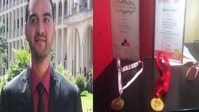 Photo of فيديو مهندس مغربي يُتوج بذهبيتين بكندا لابتكاره الذكي