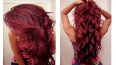Photo of لصبغ الشعر بالاحمر إليك الطريقة