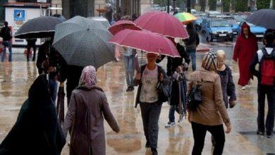 Photo of أمطار عاصفية قوية تهم اليوم الأحد بعض مناطق المملكة