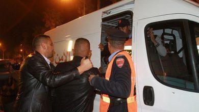 Photo of شرطة القنيطرة تعتقل رئيس جماعة في حالة سكر طافح