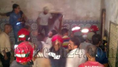 Photo of بعد فاجعة سباتة: انتشال 3 جثث في انهيار سقف منزل بمراكش