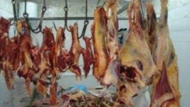 Photo of فاس: حجز أكثر من 900 كلغ من اللحوم الحمراء داخل مستودع للذبيحة السرية