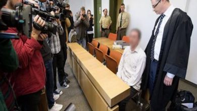 Photo of ألمانيا تحاكم رجلا بتهمة نقل أسلحة إلى فرنسا قبيل الاعتداءات
