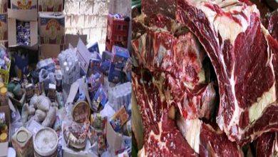 Photo of حجز وإتلاف 828 طنا من المنتجات غير الصالحة للاستهلاك خلال شهري يوليوز وغشت