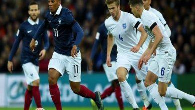 Photo of إنجلترا تواجه فرنسا وديا في يونيو 2017