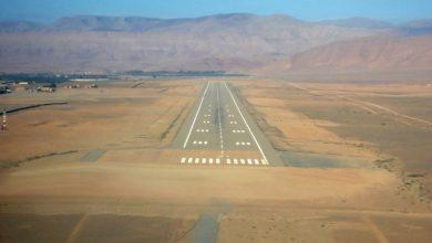 Photo of تقدم أشغال بناء المحطة الجوية الجديدة بمطار الرشيدية بنسبة  80 %