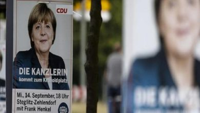 Photo of ميركل تتكبد هزيمة في برلين خلال الانتخابات البرلمانية بسبب الهجرة