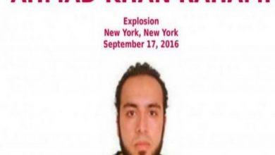 Photo of القبض على المشتبه به في تفجيرات نيويورك ونيوجيرسي