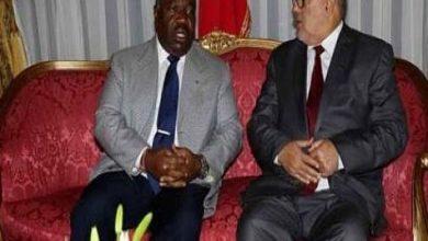 Photo of بن كيران يمثل جلالة الملك في مراسم تنصيب الرئيس الغابوني