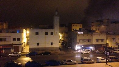 Photo of حصري وبالفيديو: انفجار قنينة غاز يهز حي البريد بالرباط