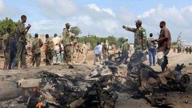 Photo of تفجير في مطعم بالعاصمة الصومالية يودي بحياة ثلاثة أشخاص