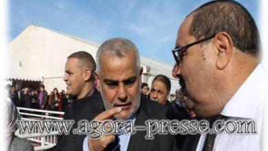 """Photo of أصوات تطالب بمحاكمة لشكر بعد أن شوه صورة المغرب """"المستقر"""""""