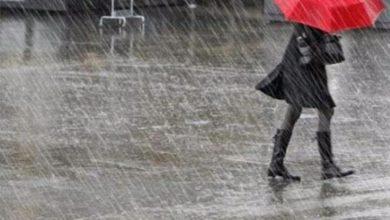 Photo of أمطار قوية أو زخات أحيانا عاصفية اليوم الجمعة وغدا السبت بعدة مناطق