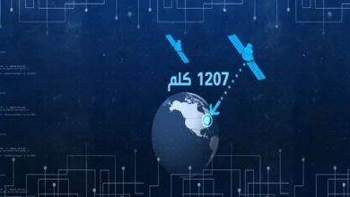 Photo of الانترنت الفضائي حول العالم قريبا