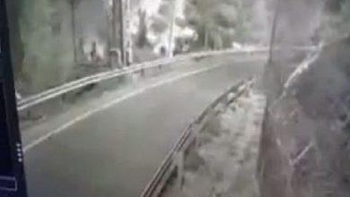 Photo of كاميرات مراقبة ترصد شرارة حرائق إسرائيل الأولى