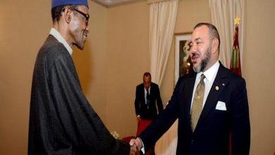 Photo of الملك محمد السادس يجري مباحثات على انفراد مع رئيس جمهورية نيجيريا الفدرالية