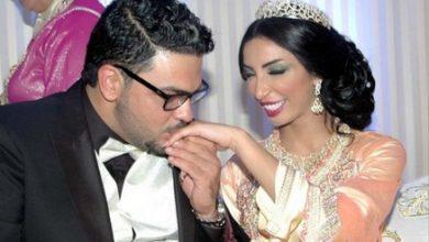 Photo of بالفيديو: دنيا باطما وزوجها محمد الترك في لحظات رومانسية