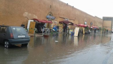 Photo of فضيحة هادي: قطرات مطرية فضحت البنية التحتية للعاصمة