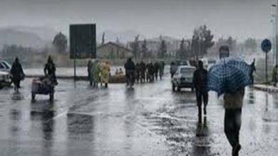 Photo of أمطار قوية أحيانا عاصفية مساء اليوم السبت وصباح غد الأحد في عدة جهات بالمملكة