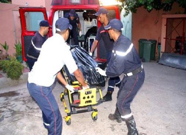 وفاة أربعة أشخاص من أسرة واحدة اختناقا بإفران