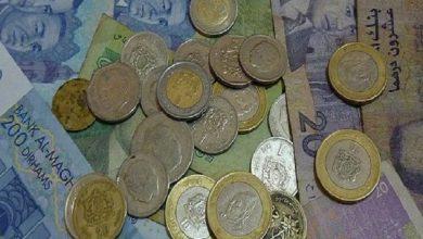 Photo of ارتفاع قيمة الدرهم ب1,03% مقابل الأورو وانخفاضها ب1,53% مقابل الدولار